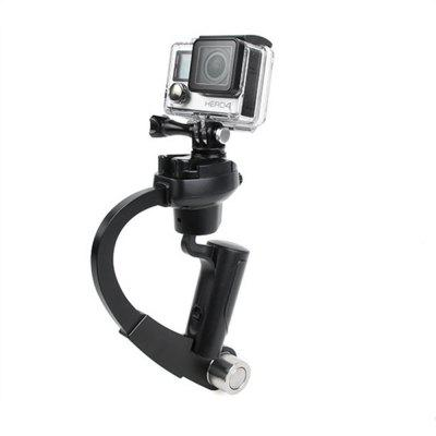 Action Camera 3 Axis Inertia Gyro Stabilizer Mini Handheld Video Stabilizer Support