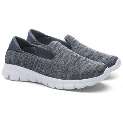 Fashion Slip On Moccasins Mesh Comfort Youth Ladies Walking ShoesLoafers<br>Fashion Slip On Moccasins Mesh Comfort Youth Ladies Walking Shoes<br><br>Available Size: 35-42<br>Closure Type: Slip-On<br>Flat Type: Mary Janes<br>Gender: For Women<br>Heel Height Range: Flat(0-0.5)<br>Insole Material: EVA<br>Lining Material: Synthetic<br>Occasion: Casual<br>Outsole Material: EVA<br>Package Contents: 1 x Shoes?pair?<br>Package size (L x W x H): 28.50 x 19.00 x 10.00 cm / 11.22 x 7.48 x 3.94 inches<br>Package weight: 0.4440 kg<br>Pattern Type: Geometric<br>Season: Spring/Fall, Summer<br>Shoe Width: Medium(B/M)<br>Toe Shape: Round Toe<br>Toe Style: Closed Toe<br>Upper Material: Stretch Fabric
