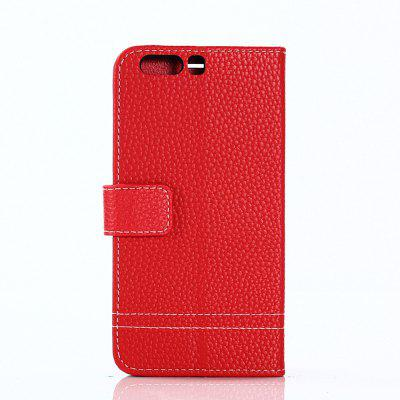 Cover Case for Huawei P10 Lychee Striped Back Button LeatherCases &amp; Leather<br>Cover Case for Huawei P10 Lychee Striped Back Button Leather<br><br>Compatible Model: Huawei P10<br>Features: Full Body Cases, Cases with Stand, With Credit Card Holder, Anti-knock, Dirt-resistant<br>Mainly Compatible with: HUAWEI<br>Material: TPU, PU Leather<br>Package Contents: 1 x Phone Case<br>Package size (L x W x H): 20.00 x 10.00 x 2.00 cm / 7.87 x 3.94 x 0.79 inches<br>Package weight: 0.0540 kg<br>Product weight: 0.0480 kg<br>Style: Vintage, Solid Color