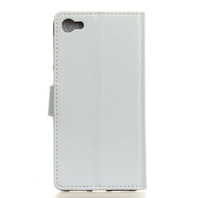 Cover Case For Alcatel A5 Led Litchi Pattern PU Leather Wallet Case mercury goospery milano diary wallet leather mobile case for iphone 7 plus 5 5 grey