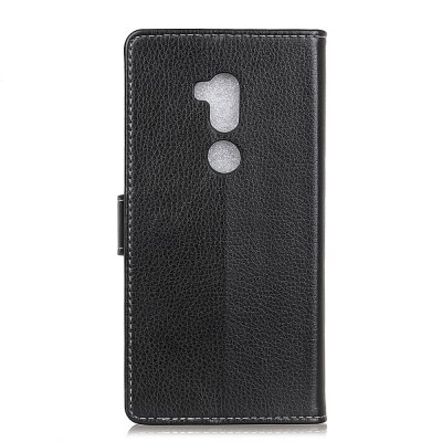 Cover Case For Alcatel Idol A7 XL Litchi Pattern PU Leather Wallet CaseCases &amp; Leather<br>Cover Case For Alcatel Idol A7 XL Litchi Pattern PU Leather Wallet Case<br><br>Features: With Credit Card Holder<br>Material: PU Leather<br>Package Contents: 1 x Phone Case<br>Package size (L x W x H): 20.00 x 20.00 x 5.00 cm / 7.87 x 7.87 x 1.97 inches<br>Package weight: 0.0500 kg<br>Product weight: 0.0300 kg<br>Style: Solid Color