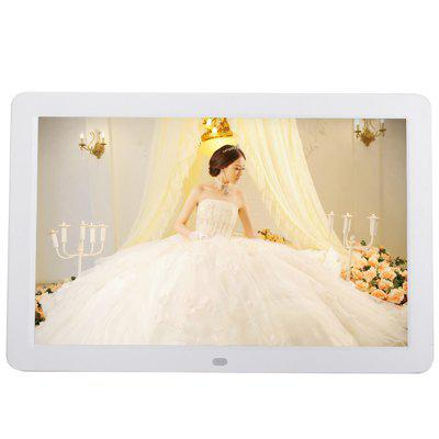 Digital Photo Frame 12 HD Large Screen Frame Video Player - $94.89 ...