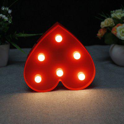 Creative Table Lamp Mini Festival Decorative LED LightNight Lights<br>Creative Table Lamp Mini Festival Decorative LED Light<br><br>Battery Quantity: 2 x AA Batteries<br>Color Temperature or Wavelength: Warm White<br>Connector Type: Battery<br>Features: Decorative<br>Light Source Color: Warm White<br>Light Type: Decoration Light<br>Package Contents: 1 x Creative LED Light<br>Package size (L x W x H): 26.00 x 25.00 x 6.00 cm / 10.24 x 9.84 x 2.36 inches<br>Package weight: 0.3000 kg<br>Power Source: Battery<br>Product size (L x W x H): 16.00 x 16.00 x 2.80 cm / 6.3 x 6.3 x 1.1 inches<br>Product weight: 0.2850 kg<br>Quantity: 1<br>Style: Cartoon<br>Wattage: 3W