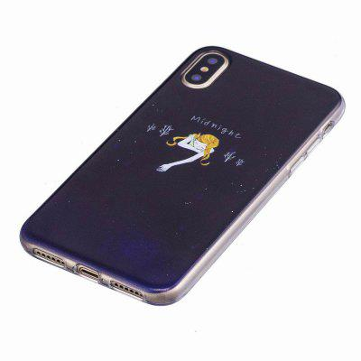 Ultra thin Soft TPU Cases For iPhone X Crystal Silicone Shockproof Original Fundas Shell AccessoriesiPhone Cases/Covers<br>Ultra thin Soft TPU Cases For iPhone X Crystal Silicone Shockproof Original Fundas Shell Accessories<br><br>Compatible for Apple: iPhone X<br>Features: Button Protector, Anti-knock<br>Material: TPU<br>Package Contents: 1 x Phone Case<br>Package size (L x W x H): 7.00 x 18.00 x 0.80 cm / 2.76 x 7.09 x 0.31 inches<br>Package weight: 0.0200 kg<br>Style: Pattern
