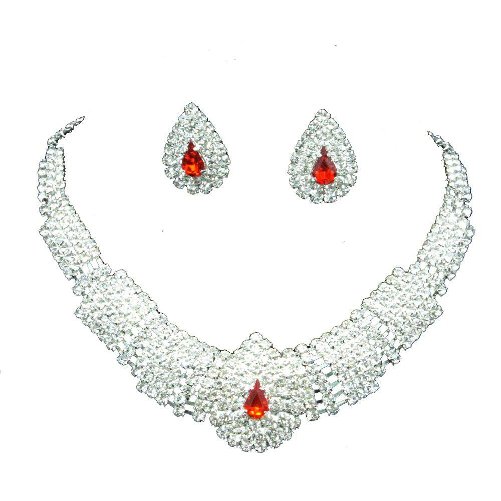 The bride necklace  The bride of jewelry Fashion jewelry Wedding accessories Necklaces