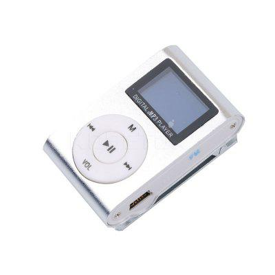 Superior Mini USB Metal Clip MP3 Player LCD Screen Support 32GB Micro SD TF Card Slot with USB CableMP3 &amp; MP4 Players<br>Superior Mini USB Metal Clip MP3 Player LCD Screen Support 32GB Micro SD TF Card Slot with USB Cable<br><br>Battery Type: Lithium Battery<br>Interface: TF/Micro SD Card Slot, USB<br>Memory Play: Yes<br>Package Contents: 1 x MP3 Player,  1 X USB Cable<br>Package size (L x W x H): 6.00 x 4.00 x 3.00 cm / 2.36 x 1.57 x 1.18 inches<br>Package weight: 0.0200 kg<br>Product size (L x W x H): 4.80 x 3.00 x 1.50 cm / 1.89 x 1.18 x 0.59 inches<br>Product weight: 0.0160 kg<br>Waterproof: No