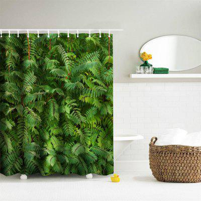 Green Polyester Shower Curtain Bathroom Curtain High Definition 3D Printing Water-ProofShower Curtain<br>Green Polyester Shower Curtain Bathroom Curtain High Definition 3D Printing Water-Proof<br><br>Package Contents: 1 x Shower Curtain, 1 x Set of Hooks<br>Package size (L x W x H): 26.00 x 18.00 x 3.00 cm / 10.24 x 7.09 x 1.18 inches<br>Package weight: 0.4000 kg