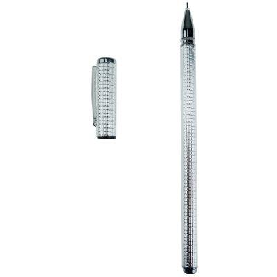 Classic 1606 Texture Metal Pen 0.5 Mm Black Ink