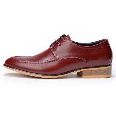 Leather Male Brand Luxury Business Casual Classic Gentleman Oxford ShoesFormal Shoes<br>Leather Male Brand Luxury Business Casual Classic Gentleman Oxford Shoes<br><br>Available Size: 38 39 40 41 42 43 44<br>Closure Type: Lace-Up<br>Embellishment: None<br>Gender: For Men<br>Occasion: Dress<br>Outsole Material: Rubber<br>Package Contents: 1xShoes(pair)<br>Pattern Type: Solid<br>Season: Spring/Fall<br>Toe Shape: Pointed Toe<br>Toe Style: Closed Toe<br>Upper Material: Genuine Leather<br>Weight: 1.9448kg
