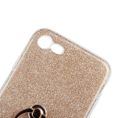 For iPhone 8 Flash Powder Ring Buckle Phone Soft CaseiPhone Cases/Covers<br>For iPhone 8 Flash Powder Ring Buckle Phone Soft Case<br><br>Compatible for Apple: iPhone 8<br>Features: Back Cover, Cases with Stand<br>JJ: 4E02<br>Material: Glitter Paper, TPU<br>Package Contents: 1 x Phone Case<br>Package size (L x W x H): 15.00 x 5.00 x 1.00 cm / 5.91 x 1.97 x 0.39 inches<br>Package weight: 0.0300 kg<br>Style: Novelty