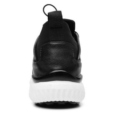 New Fashion Sport SneakersMen's Sneakers<br>New Fashion Sport Sneakers<br><br>Available Size: 39-44<br>Closure Type: Lace-Up<br>Feature: Massage<br>Gender: For Men<br>Outsole Material: Rubber<br>Package Contents: 1 x shoes(pair)<br>Package Size(L x W x H): 33.00 x 20.00 x 12.00 cm / 12.99 x 7.87 x 4.72 inches<br>Package weight: 0.6000 kg<br>Pattern Type: Solid<br>Season: Spring/Fall<br>Upper Material: PU