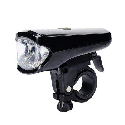 LEADBIKE USB Rechargeable LED Bicycle Front Light 3W Super Bright Waterproof MTB Road Bike Headlight