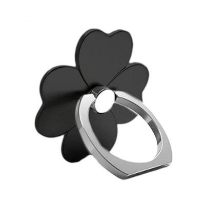 Clover 360 Degree Mobile Finger Ring Holder Mobile Phone Stand