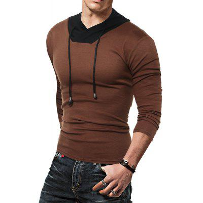 Mens Fashion Hit Color Long-Sleeved T-ShirtMens T-shirts<br>Mens Fashion Hit Color Long-Sleeved T-Shirt<br><br>Collar: V-Neck<br>Material: Cotton, Polyester<br>Package Contents: 1 xT-Shirt<br>Pattern Type: Patchwork<br>Sleeve Length: Full<br>Style: Fashion<br>Weight: 0.2800kg