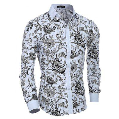 MenS Casual Classic Slim Style Printed Long-Sleeved ShirtMens Shirts<br>MenS Casual Classic Slim Style Printed Long-Sleeved Shirt<br><br>Collar: Turn-down Collar<br>Material: Polyester<br>Package Contents: 1x Shirt<br>Shirts Type: Casual Shirts<br>Sleeve Length: Full<br>Weight: 0.2100kg