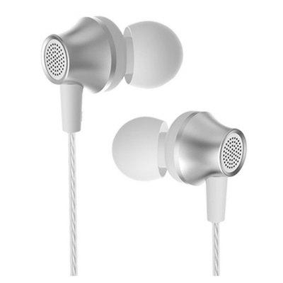 For Xiaomi Wired Earphones Earbuds In Ear Headphones Microphone Bass StereoEarbud Headphones<br>For Xiaomi Wired Earphones Earbuds In Ear Headphones Microphone Bass Stereo<br><br>Compatible with: Portable Media Player, MP3, Mobile phone, iPod, iPhone<br>Connecting interface: 3.5mm<br>Connectivity: Wired<br>Function: Answering Phone<br>Material: ABS<br>Package Contents: 1 x Headset<br>Package size (L x W x H): 12.00 x 5.00 x 1.00 cm / 4.72 x 1.97 x 0.39 inches<br>Package weight: 0.0420 kg<br>Product weight: 0.0400 kg<br>Type: In-Ear