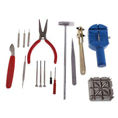 16 Repair Watch Tool Set Watch for Battery Tools