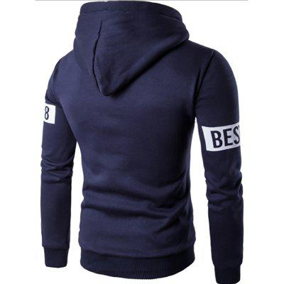 MenS New Letter Printing Design Sports Casual HoodiesMens Hoodies &amp; Sweatshirts<br>MenS New Letter Printing Design Sports Casual Hoodies<br><br>Hoodies: None<br>Material: Cotton Blends<br>Package Contents: 1xHoodies<br>Shirt Length: Regular<br>Sleeve Length: Full<br>Style: Fashion<br>Weight: 0.4000kg