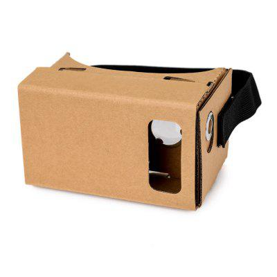 DIY Virtual Reality 3D Glasses