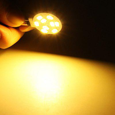 10 PZ G4 3W LED Bi-Pin Lights 9SMD 5730 250-300LM DC12V