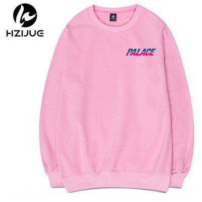 Mens Printed  with Round Collar SweatershirtsMens Hoodies &amp; Sweatshirts<br>Mens Printed  with Round Collar Sweatershirts<br><br>Material: Cotton<br>Package Contents: 1xSweatshirt<br>Shirt Length: Regular<br>Sleeve Length: Full<br>Style: Casual<br>Weight: 0.5000kg