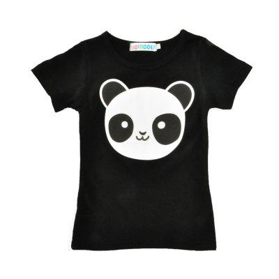 SOSOCOER Kids Boys Clothes Set Black Panda Printed Short Sleeved T - Shirt + Pants Two PiecesBoys Clothing Sets<br>SOSOCOER Kids Boys Clothes Set Black Panda Printed Short Sleeved T - Shirt + Pants Two Pieces<br><br>Brand: SOSOCOER<br>Closure Type: Pullover<br>Collar: Round Neck<br>Color: Black<br>Decoration: Pattern<br>Fabric Type: Broadcloth<br>Gender: Unisex<br>Package Contents: 1 x T-shirt, 1 x Pair of Pants<br>Package size (L x W x H): 15.00 x 10.00 x 2.00 cm / 5.91 x 3.94 x 0.79 inches<br>Package weight: 0.1600 kg<br>Pattern Style: Animal<br>Product weight: 0.1500 kg<br>Season: Summer<br>Sleeve Length: Short<br>Sleeve Style: Regular<br>Style: Contracted<br>Thickness: General<br>Weight: 0.1600kg