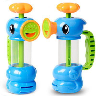 Детская ванна Hippocampal Pump Faucet Shower Ifant Baby Water Toy