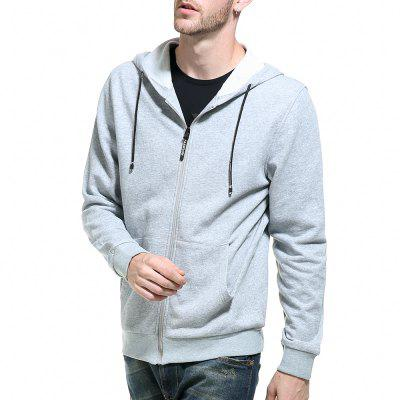 Solid Casual Long Sleeve Pullover Hip Hop HoodieMens Hoodies &amp; Sweatshirts<br>Solid Casual Long Sleeve Pullover Hip Hop Hoodie<br><br>Material: Cotton<br>Package Contents: 1xHoodies<br>Shirt Length: Regular<br>Sleeve Length: Full<br>Style: Casual<br>Weight: 0.7000kg