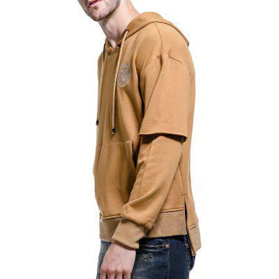 Europe Size Fashion Casual Men Black Hoodie Long SleeveMens Hoodies &amp; Sweatshirts<br>Europe Size Fashion Casual Men Black Hoodie Long Sleeve<br><br>Material: Cotton<br>Package Contents: 1xHoodies<br>Shirt Length: Regular<br>Sleeve Length: Full<br>Style: Casual<br>Weight: 0.7000kg