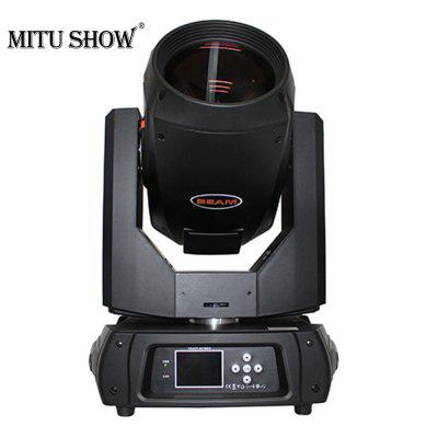 MITU SHOW 350W Professional DJ Lighting Sky Beam Moving Head LightStage Lighting<br>MITU SHOW 350W Professional DJ Lighting Sky Beam Moving Head Light<br><br>Body Color: Black<br>Function: For Decoration, For Outdoor Sporting, For party<br>Laser Color: RGBW<br>Lifespan (hour): 60000<br>Material: Cast Aluminum<br>Model: MT-M-B350A<br>Package Contents: 1 x Light, 1 x Power Cable, 1 x English User Manual<br>Package size (L x W x H): 51.00 x 42.00 x 57.00 cm / 20.08 x 16.54 x 22.44 inches<br>Package weight: 23.0000 kg<br>Plug Type: EU plug<br>Product Size(L x W x H): 50.00 x 38.00 x 40.00 cm / 19.69 x 14.96 x 15.75 inches<br>Product weight: 19.6000 kg<br>Shape: Cylinder<br>Type: DJ and Disco Light, Moving Head Lights, RGB Stage Light