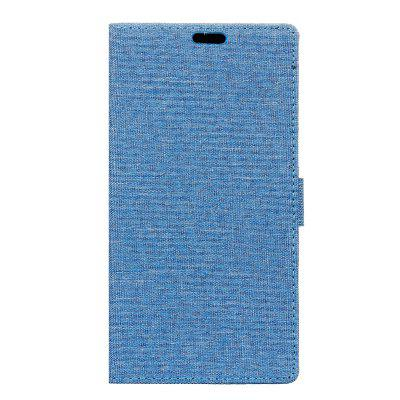 Cover Case for Samsung Galaxy S9 PLUS Solid Color Linen Texture Holster