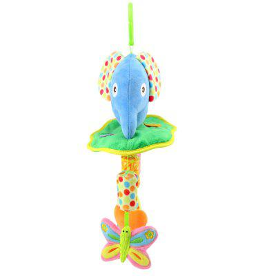 Happy Monkey Baby Bed Bell Owl Hanging Sound ToyStuffed Cartoon Toys<br>Happy Monkey Baby Bed Bell Owl Hanging Sound Toy<br><br>Features: Stuffed and Plush<br>Materials: Plush, PP Cotton<br>Package Contents: 1 x Baby Crib Hanging Toys<br>Package size: 21.00 x 43.00 x 7.00 cm / 8.27 x 16.93 x 2.76 inches<br>Package weight: 0.2000 kg<br>Series: Lifestyle<br>Theme: Other
