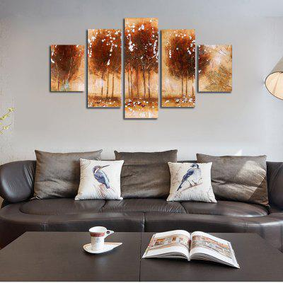 QiaoJiaHuaYuan No Frame Canvas  The Drawing Room Office Abstract Background Decoration Hanging PrintPrints<br>QiaoJiaHuaYuan No Frame Canvas  The Drawing Room Office Abstract Background Decoration Hanging Print<br><br>Brand: Qiaojiahuayuan<br>Craft: Print<br>Form: Five Panels<br>Material: Canvas<br>Package Contents: 5 x Print<br>Package size (L x W x H): 42.00 x 5.00 x 5.00 cm / 16.54 x 1.97 x 1.97 inches<br>Package weight: 0.4000 kg<br>Painting: Without Inner Frame<br>Product weight: 0.3900 kg<br>Shape: Vertical Panoramic<br>Style: Abstract<br>Subjects: Abstract<br>Suitable Space: Living Room