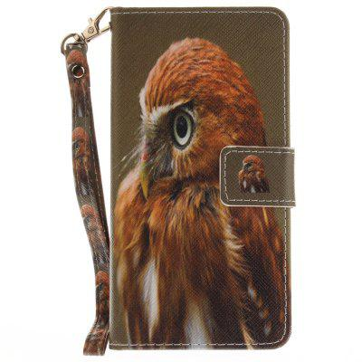 Cover Case for Samsung Galaxy A5 2016(A510) Young Eagles PU+TPU Leather with Stand and Card Slots Magnetic Closure cover case for samsung galaxy s8 young eagles pu tpu leather with stand and card slots magnetic closure