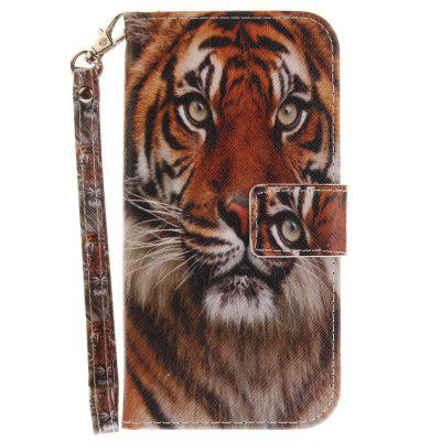 Cover Case for Samsung Galaxy A5 2017(A520) Manchurian Tiger PU+TPU Leather with Stand and Card Slots Magnetic ClosureSamsung A Series<br>Cover Case for Samsung Galaxy A5 2017(A520) Manchurian Tiger PU+TPU Leather with Stand and Card Slots Magnetic Closure<br><br>Compatible for Samsung: Galaxy A5<br>Compatible with: SAMSUNG<br>Features: Full Body Cases, Cases with Stand, With Credit Card Holder, With Lanyard, Anti-knock<br>For: Samsung Mobile Phone<br>Material: TPU, PU Leather<br>Package Contents: 1 x Phone Case<br>Package size (L x W x H): 17.00 x 7.00 x 1.00 cm / 6.69 x 2.76 x 0.39 inches<br>Package weight: 0.0600 kg<br>Product size (L x W x H): 16.00 x 6.00 x 1.00 cm / 6.3 x 2.36 x 0.39 inches<br>Product weight: 0.0500 kg<br>Style: Animal, Pattern