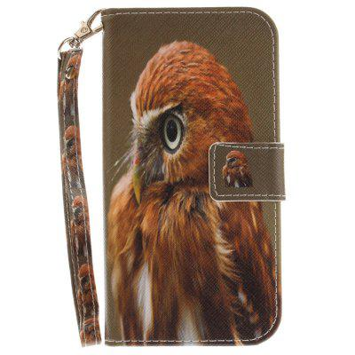 Cover Case for Samsung Galaxy A5 2017(A520) Young Eagles PU+TPU Leather with Stand and Card Slots Magnetic Closure cambridge young learners english flyers 5 answer booklet