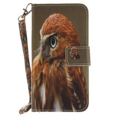 Cover Case for Samsung Galaxy J3 2016 (J310) Young Eagles PU+TPU Leather with Stand and Card Slots Magnetic Closure cover case for samsung galaxy s8 young eagles pu tpu leather with stand and card slots magnetic closure
