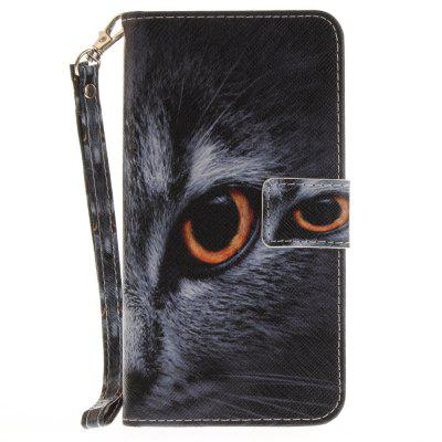 Cover Case for Samsung Galaxy J7 2017 Half A Face of A Cat PU+TPU Leather with Stand and Card Slots Magnetic ClosureCover Case for Samsung Galaxy J7 2017 Half A Face of A Cat PU+TPU Leather with Stand and Card Slots Magnetic Closure<br><br>Compatible with: SAMSUNG<br>Features: Full Body Cases, Cases with Stand, With Credit Card Holder, With Lanyard, Anti-knock<br>For: Samsung Mobile Phone<br>Material: TPU, PU Leather<br>Package Contents: 1 x Phone Case<br>Package size (L x W x H): 17.00 x 7.00 x 1.00 cm / 6.69 x 2.76 x 0.39 inches<br>Package weight: 0.0600 kg<br>Product size (L x W x H): 16.00 x 6.00 x 1.00 cm / 6.3 x 2.36 x 0.39 inches<br>Product weight: 0.0500 kg<br>Style: Animal, Pattern