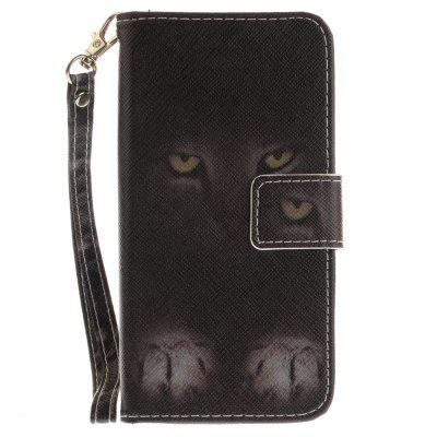 Cover Case for Samsung Galaxy S7 Mystery Cat PU+TPU Leather with Stand and Card Slots Magnetic ClosureCover Case for Samsung Galaxy S7 Mystery Cat PU+TPU Leather with Stand and Card Slots Magnetic Closure<br><br>Compatible for Samsung: Samsung Galaxy S7<br>Compatible with: SAMSUNG<br>Features: Full Body Cases, Cases with Stand, With Credit Card Holder, With Lanyard, Anti-knock<br>For: Samsung Mobile Phone<br>Material: TPU, PU Leather<br>Package Contents: 1 x Phone Case<br>Package size (L x W x H): 17.00 x 7.00 x 1.00 cm / 6.69 x 2.76 x 0.39 inches<br>Package weight: 0.0600 kg<br>Product weight: 0.0580 kg<br>Style: Animal, Pattern