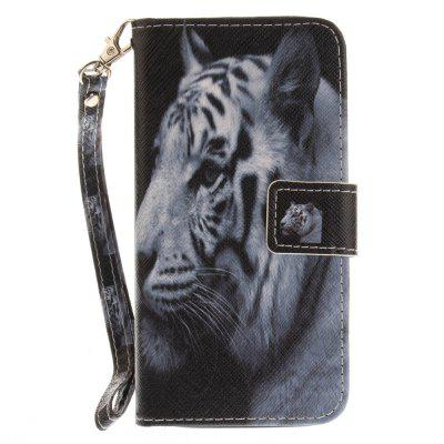 Cover Case for Samsung Galaxy S7 The White Tiger PU+TPU Leather with Stand and Card Slots Magnetic ClosureSamsung S Series<br>Cover Case for Samsung Galaxy S7 The White Tiger PU+TPU Leather with Stand and Card Slots Magnetic Closure<br><br>Compatible for Samsung: Samsung Galaxy S7<br>Compatible with: SAMSUNG<br>Features: Full Body Cases, Cases with Stand, With Credit Card Holder, With Lanyard, Anti-knock<br>For: Samsung Mobile Phone<br>Material: TPU, PU Leather<br>Package Contents: 1 x Phone Case<br>Package size (L x W x H): 17.00 x 7.00 x 1.00 cm / 6.69 x 2.76 x 0.39 inches<br>Package weight: 0.0600 kg<br>Product size (L x W x H): 16.00 x 6.00 x 1.00 cm / 6.3 x 2.36 x 0.39 inches<br>Product weight: 0.0500 kg<br>Style: Animal, Pattern