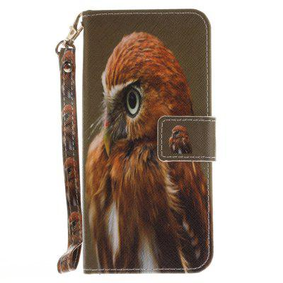 Cover Case for Samsung Galaxy S8 Young Eagles PU+TPU Leather with Stand and Card Slots Magnetic Closure cover case for samsung galaxy s8 young eagles pu tpu leather with stand and card slots magnetic closure