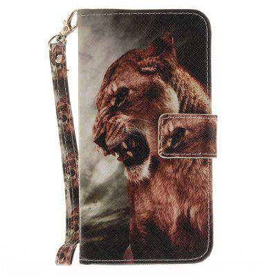 Cover Case for ASUS Zenfone 3 Max ZC520TL A Male Lion PU+TPU Leather with Stand and Card Slots Magnetic ClosureCases &amp; Leather<br>Cover Case for ASUS Zenfone 3 Max ZC520TL A Male Lion PU+TPU Leather with Stand and Card Slots Magnetic Closure<br><br>Compatible Model: ASUS Zenfone 3 Max ZC520TL<br>Features: Full Body Cases, Cases with Stand, With Credit Card Holder, With Lanyard, Anti-knock<br>Mainly Compatible with: ASUS<br>Material: TPU, PU Leather<br>Package Contents: 1 x Phone Case<br>Package size (L x W x H): 17.00 x 7.00 x 1.00 cm / 6.69 x 2.76 x 0.39 inches<br>Package weight: 0.0600 kg<br>Product Size(L x W x H): 16.00 x 6.00 x 1.00 cm / 6.3 x 2.36 x 0.39 inches<br>Product weight: 0.0500 kg<br>Style: Animal, Pattern