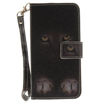 Cover Case for ASUS Zenfone 3 Max ZC520TL Mystery Cat PU+TPU Leather with Stand and Card Slots Magnetic ClosureCases &amp; Leather<br>Cover Case for ASUS Zenfone 3 Max ZC520TL Mystery Cat PU+TPU Leather with Stand and Card Slots Magnetic Closure<br><br>Compatible Model: ASUS Zenfone 3 Max ZC520TL<br>Features: Full Body Cases, Cases with Stand, With Credit Card Holder, With Lanyard, Anti-knock<br>Mainly Compatible with: ASUS<br>Material: TPU, PU Leather<br>Package Contents: 1 x Phone Case<br>Package size (L x W x H): 17.00 x 7.00 x 1.00 cm / 6.69 x 2.76 x 0.39 inches<br>Package weight: 0.0600 kg<br>Product Size(L x W x H): 16.00 x 6.00 x 1.00 cm / 6.3 x 2.36 x 0.39 inches<br>Product weight: 0.0500 kg<br>Style: Animal, Pattern
