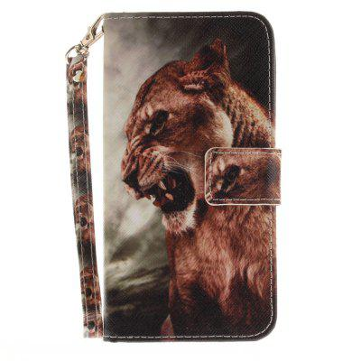 Cover Case for ASUS Zenfone 3 ZE520KL a Male Lion PU+TPU Leather with Stand and Card Slots Magnetic ClosureCases &amp; Leather<br>Cover Case for ASUS Zenfone 3 ZE520KL a Male Lion PU+TPU Leather with Stand and Card Slots Magnetic Closure<br><br>Compatible Model: ASUS Zenfone 3 ZE520KL<br>Features: Full Body Cases, Cases with Stand, With Credit Card Holder, With Lanyard, Anti-knock<br>Mainly Compatible with: ASUS<br>Material: TPU, PU Leather<br>Package Contents: 1 x Phone Case<br>Package size (L x W x H): 17.00 x 7.00 x 1.00 cm / 6.69 x 2.76 x 0.39 inches<br>Package weight: 0.0600 kg<br>Product Size(L x W x H): 16.00 x 6.00 x 1.00 cm / 6.3 x 2.36 x 0.39 inches<br>Product weight: 0.0500 kg<br>Style: Animal, Pattern