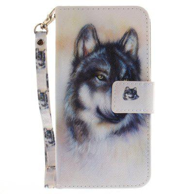 Cover Case for ASUS Zenfone 3 ZE520KL Wolf PU+TPU Leather with Stand and Card Slots Magnetic ClosureCases &amp; Leather<br>Cover Case for ASUS Zenfone 3 ZE520KL Wolf PU+TPU Leather with Stand and Card Slots Magnetic Closure<br><br>Compatible Model: ASUS Zenfone 3 ZE520KL<br>Features: Full Body Cases, Cases with Stand, With Credit Card Holder, With Lanyard<br>Mainly Compatible with: ASUS<br>Material: TPU, PU Leather<br>Package Contents: 1 x Phone Case<br>Package size (L x W x H): 17.00 x 7.00 x 1.00 cm / 6.69 x 2.76 x 0.39 inches<br>Package weight: 0.0600 kg<br>Product Size(L x W x H): 16.00 x 6.00 x 1.00 cm / 6.3 x 2.36 x 0.39 inches<br>Product weight: 0.0500 kg<br>Style: Animal, Pattern