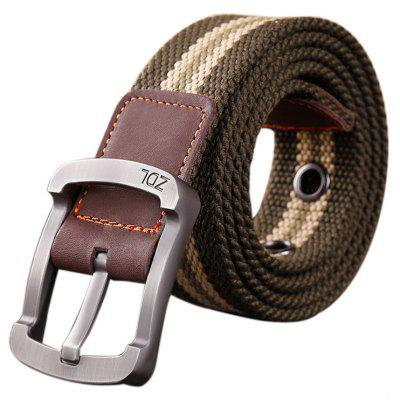 Men'S Canvas Belts for Casual Use