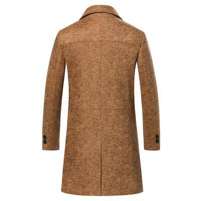 Long Dress Coats in MenS LeisureMens Jackets &amp; Coats<br>Long Dress Coats in MenS Leisure<br><br>Closure Type: Single Breasted<br>Clothes Type: Trench<br>Collar: Turn-down Collar<br>Color Style: Solid<br>Colors: Black,Gray,Khaki,Army green<br>Detachable Part: None<br>Fabric Type: Polyester<br>Hooded: No<br>Lining Material: Polyester<br>Materials: Cotton<br>Package Content: 1 ? Coat<br>Package size (L x W x H): 1.00 x 1.00 x 1.00 cm / 0.39 x 0.39 x 0.39 inches<br>Package weight: 0.4800 kg<br>Pattern Type: Print<br>Shirt Length: Regular<br>Size1: M,L,XL,2XL,3XL<br>Sleeve Style: Regular<br>Style: Fashion<br>Technics: Printed<br>Thickness: Medium thickness<br>Type: Slim