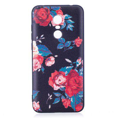 Relief Silicone Case for Xiaomi Redmi 5 Red Flowers Pattern Soft TPU Protective Back CoverCases &amp; Leather<br>Relief Silicone Case for Xiaomi Redmi 5 Red Flowers Pattern Soft TPU Protective Back Cover<br><br>Compatible Model: Xiaomi Redmi 5<br>Features: Anti-knock<br>Mainly Compatible with: Xiaomi<br>Material: TPU<br>Package Contents: 1 x Phone Case<br>Package size (L x W x H): 15.00 x 7.00 x 1.00 cm / 5.91 x 2.76 x 0.39 inches<br>Package weight: 0.0200 kg<br>Style: Floral, Cool, Pattern