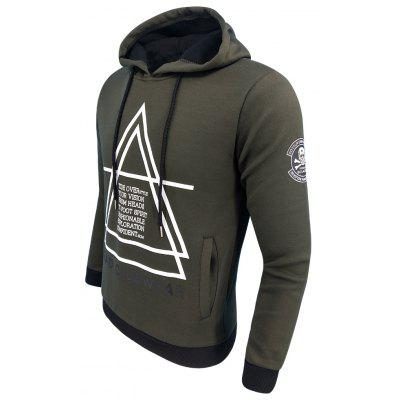 Men Spring and Autumn Long-Sleeved Hooded Printing Casual Fashion HoodieMens Hoodies &amp; Sweatshirts<br>Men Spring and Autumn Long-Sleeved Hooded Printing Casual Fashion Hoodie<br><br>Material: Cotton Blends<br>Package Contents: 1XHoodie<br>Shirt Length: Regular<br>Sleeve Length: Full<br>Style: Casual<br>Weight: 0.3000kg
