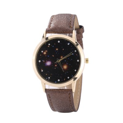 Khorasan A Quartz Watch for The Space Psychedelic Sky